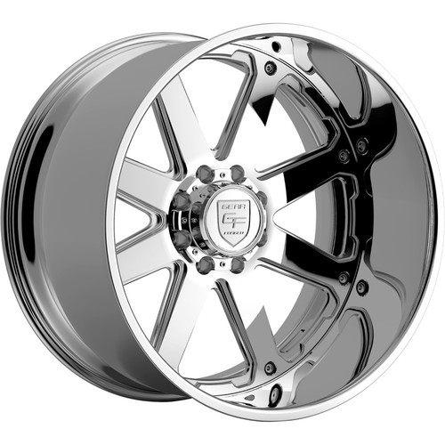 Gear Alloy F70P2 Forged Wheels