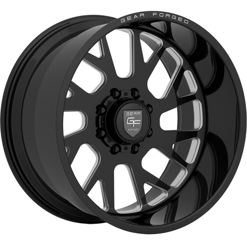 Gear Alloy F71BM1 Forged Wheels