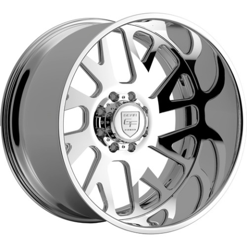 Gear Alloy F71P2 Forged Wheels