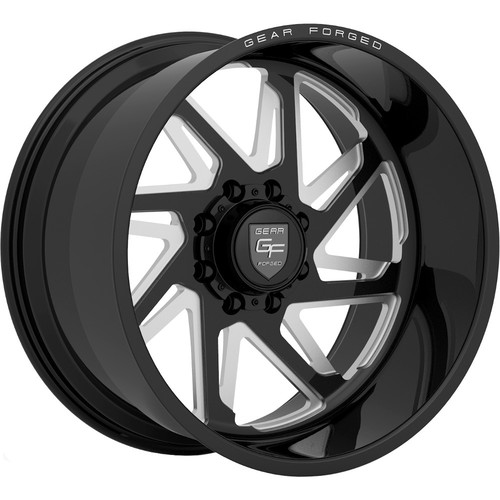 Gear Alloy F72BM1 Forged Wheels