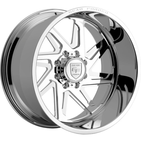 Gear Alloy F72P1 Forged Wheels