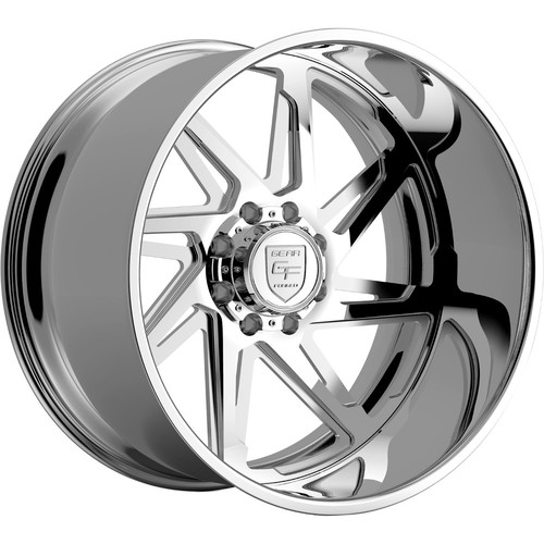 Gear Alloy F72P2 Forged Wheels