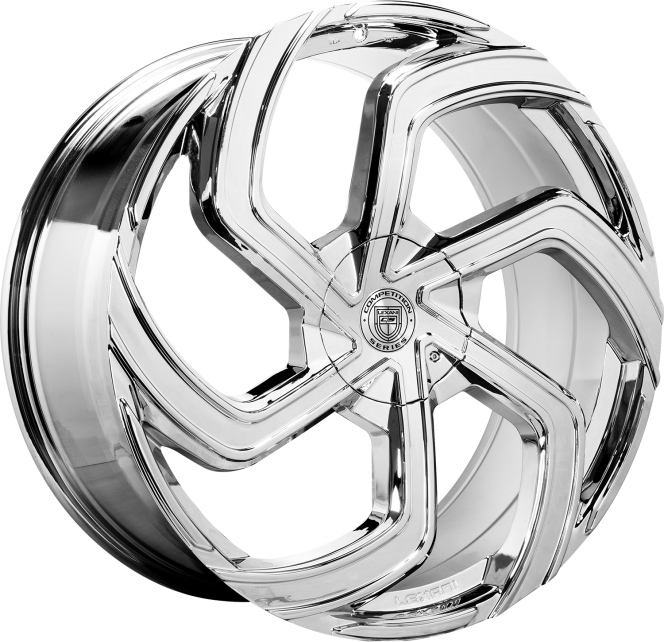Lexani Swift-6 Chrome Wheels