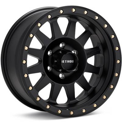 Method MR304 Matte Black Double Standard