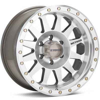 Method MR304 Double Standard Machined Wheels
