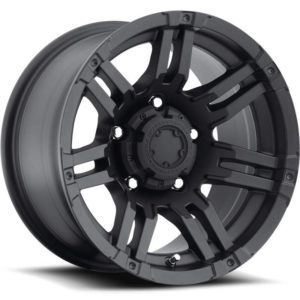 Ultra Type 237/238 Gauntlet Satin Black Wheels