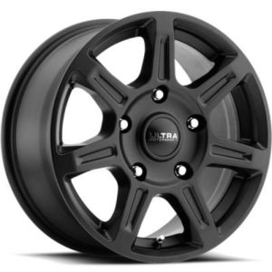 Ultra Type 450 Toil Satin Black Wheels