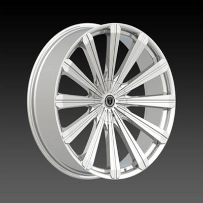 BW 18 Silver Wheels