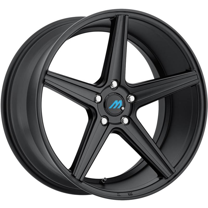 Mach Euro Concave ME.1 Black Wheels