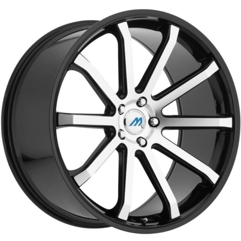 Mach Euro Concave ME.10 Machine Black