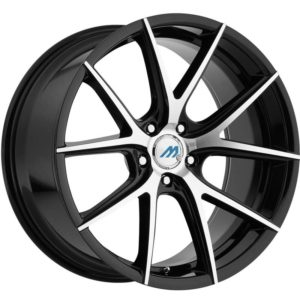 Mach Euro Concave ME.15 Machine Black