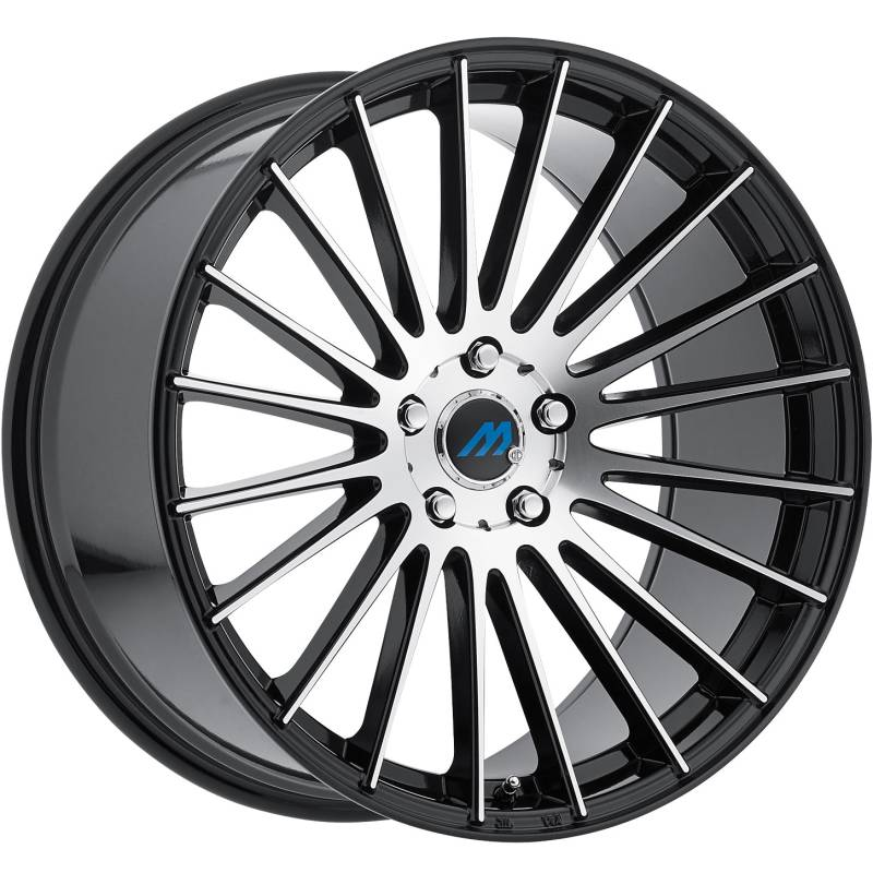 Mach Euro Concave ME.18 Machine Black