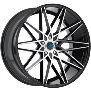 Mach Wheels Review Euro Concave ME.20 Machine Black
