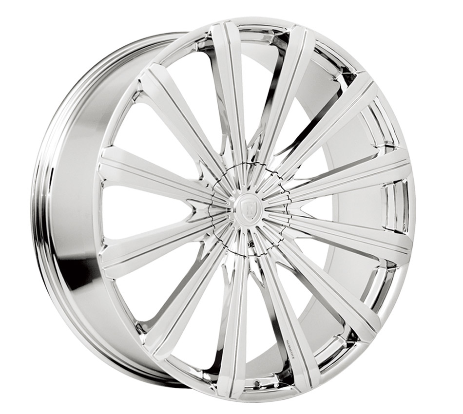 BW18 Chrome Wheels