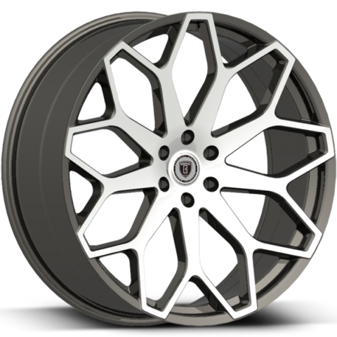 Borghini B28 Machine Face Wheels