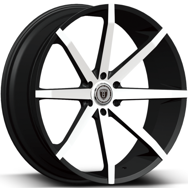 Borghini B29 Machine Black Wheels