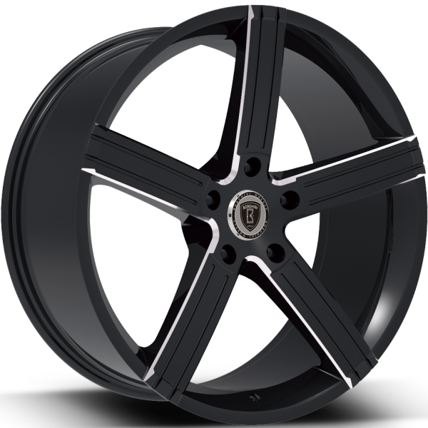 Borghini B39 Black Wheels