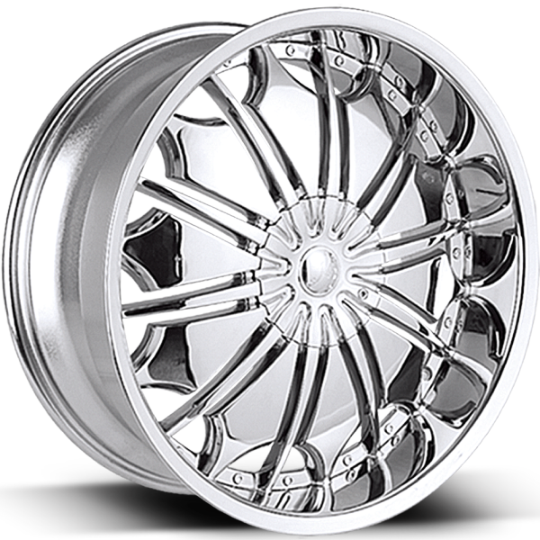 BW706 Chrome Wheels