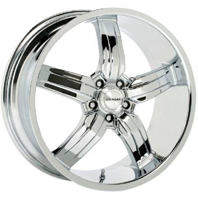 Cragar Wheels 701C Series M