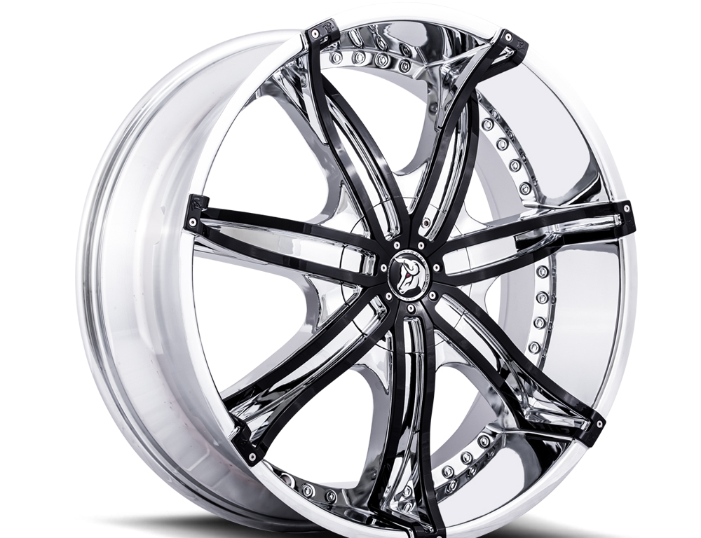 Diablo DNA Chrome Wheels