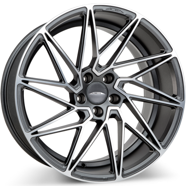 Ace Alloy Driven Mica Grey