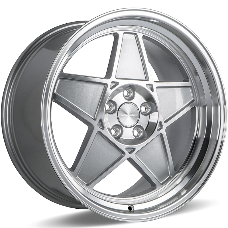 Ace Alloy SL-5 Metallic Silver