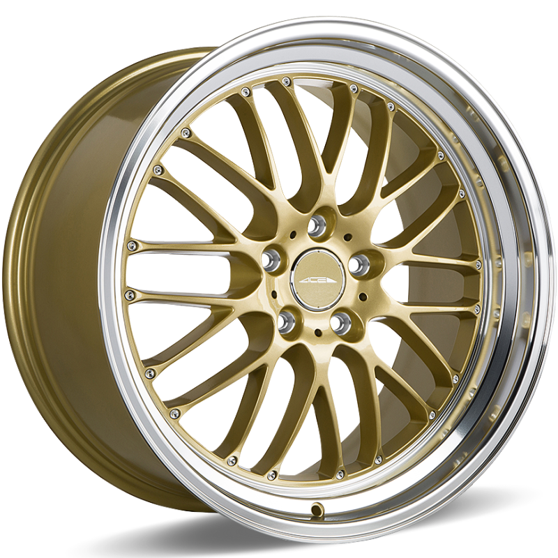 Ace Alloy SL-M Gold