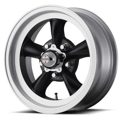 American Racing VN105D Torq Thrust D Satin Black Wheels
