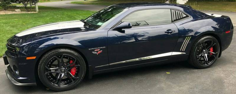 Marquee M.3284 with Smoke Tint Finish for Chevy Camaro
