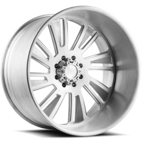 Grid Off Road Wheels GF11 Brushed