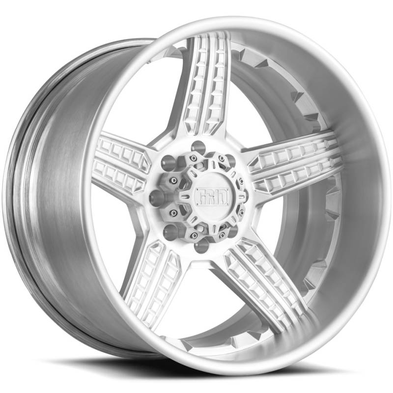 Grid Off Road Wheels GF5 Brushed