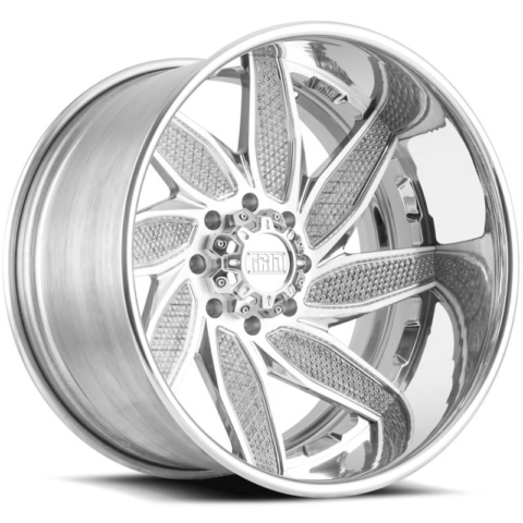 Grid Off Road Wheels GF6 Brushed High Polished