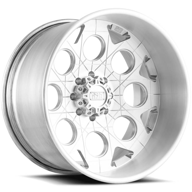 Grid Off Road Wheels GF7 Brushed