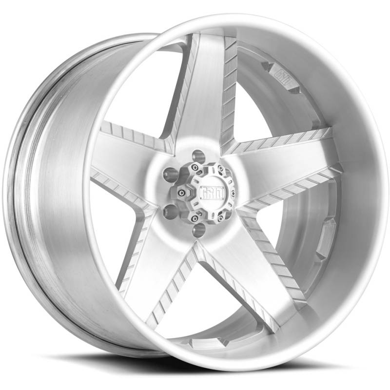 Grid Off Road Wheels GF9 Brushed