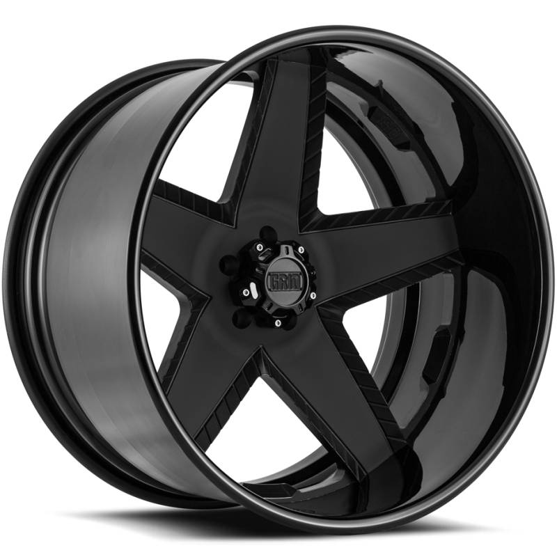 Grid Off Road Wheels GF9 Matte Black
