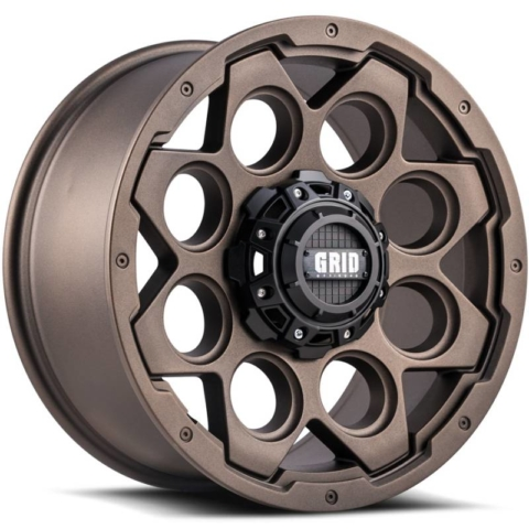 Grid Off Road Wheels GD-8 Custom Finish