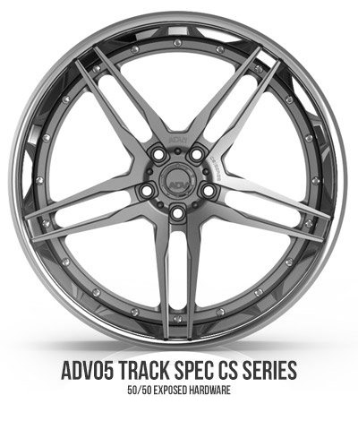 ADV05 Trak Spec CS Series