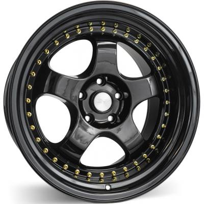 ERS SR06 Black Wheels