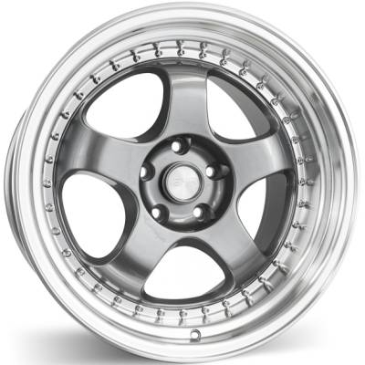 ERS SR06 Gunmetal Wheels