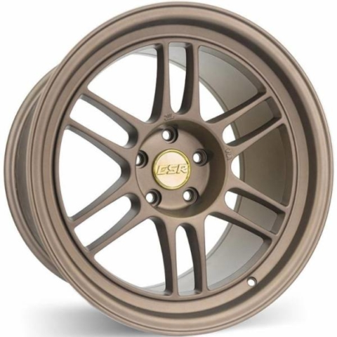 ERS Wheels SR11 Matte Bronze