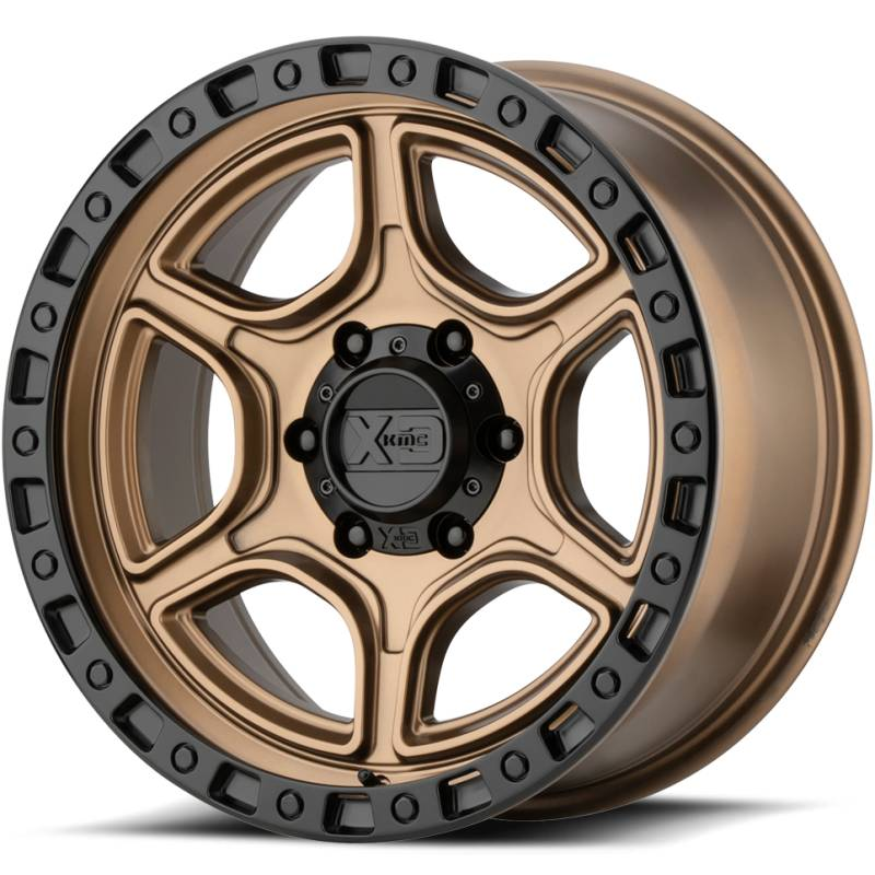 XD Series XD139 Portal Satin Bronze with Black Lip