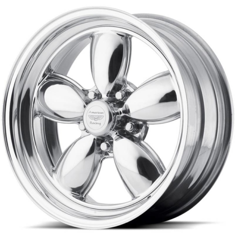 American Racing VN420 Classic 200S Two-Piece Polished Wheels