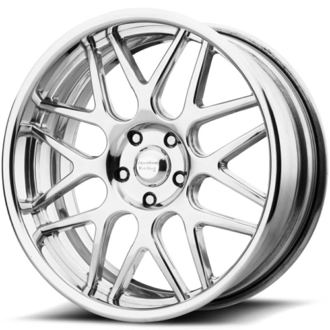 American Racing VN430 Two-Piece Polished Wheels