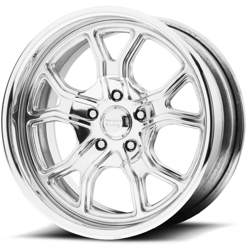 American Racing VN431 Polished Wheels