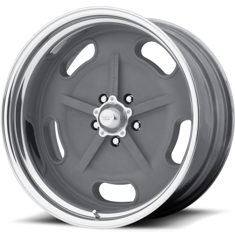 American Racing VN471 Salt Flat Special Mag Gray Wheels