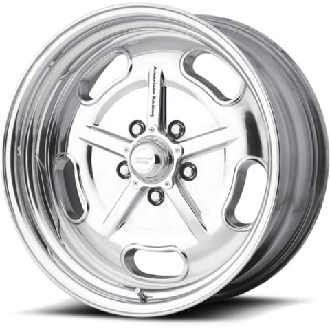 American Racing VN471 Salt Flat Special Polished Wheels