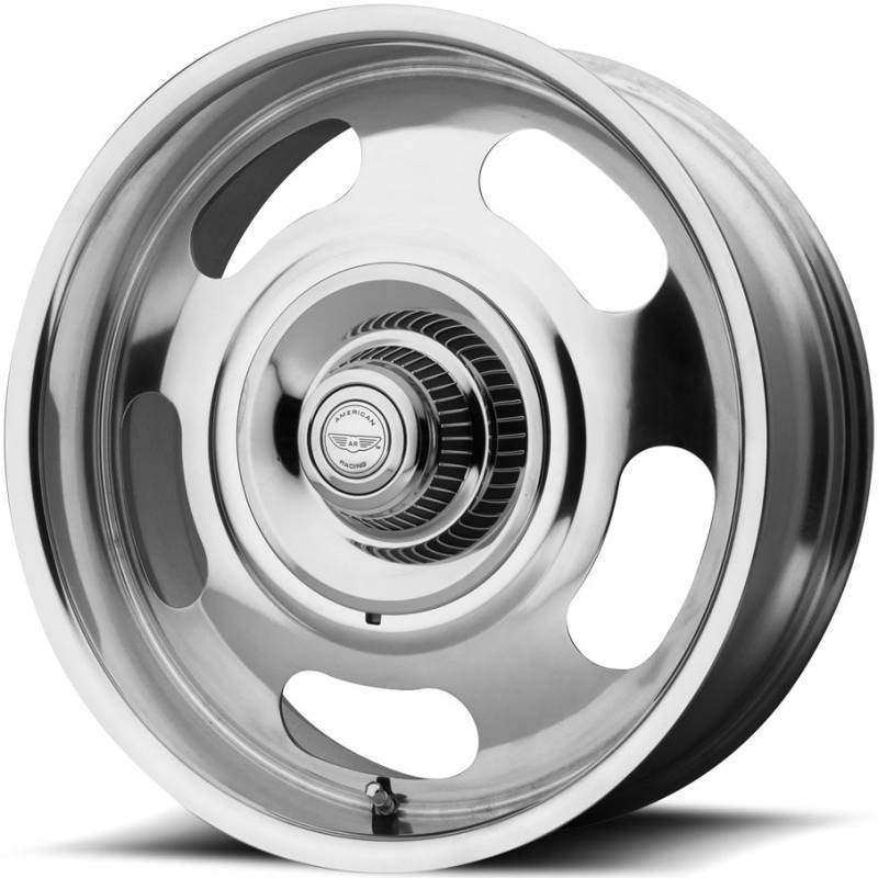 American Racing VN506 Rally Polished Wheels