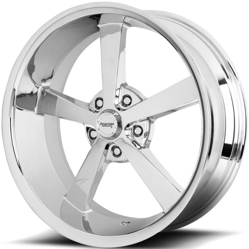 American Racing VN508 Super Nova 5 Chrome Wheels