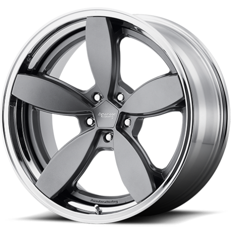 American Racing VN900 200 X Anthracite Wheels