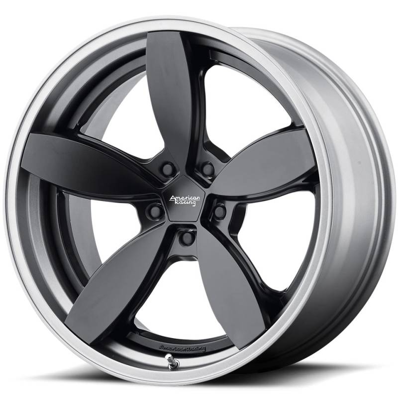 American Racing VN900 200 X Black Wheels